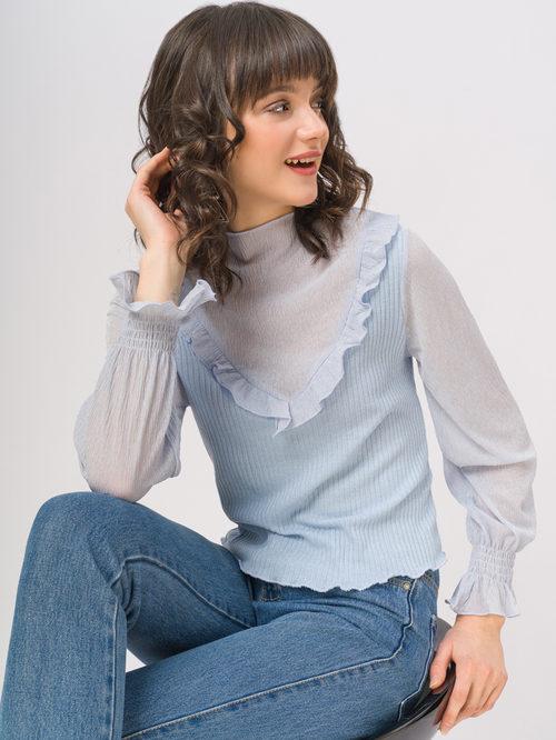 Блуза артикул 25810255/OS - фото 4