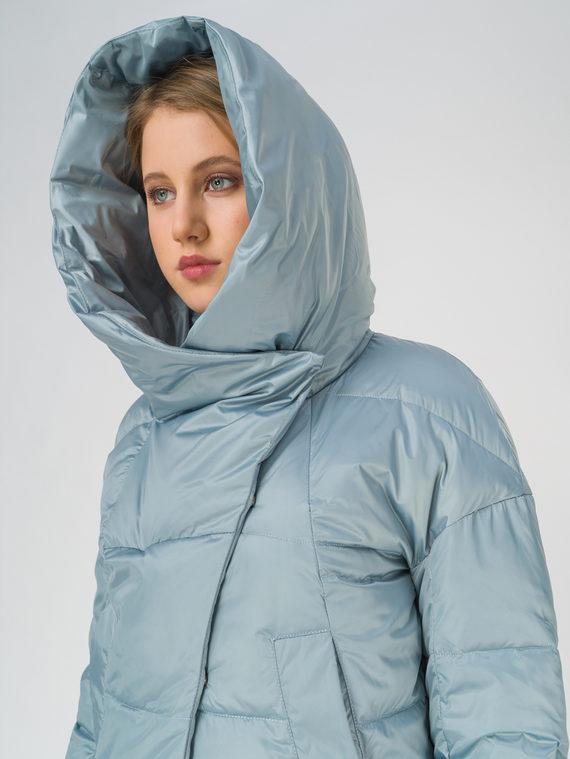 Пуховик 100% полиэстер, цвет голубой, арт. 25810668  - цена 4990 руб.  - магазин TOTOGROUP