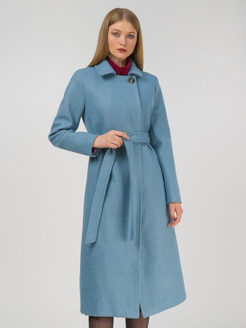 Текстильное пальто артикул 25810725/40 - фото 2