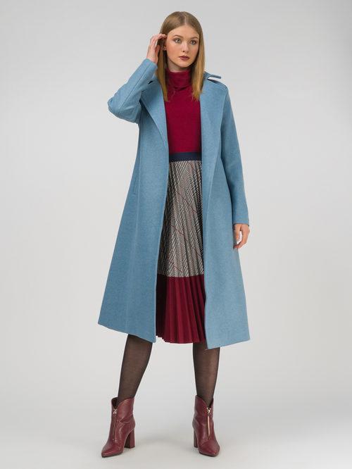 Текстильное пальто артикул 25810725/40