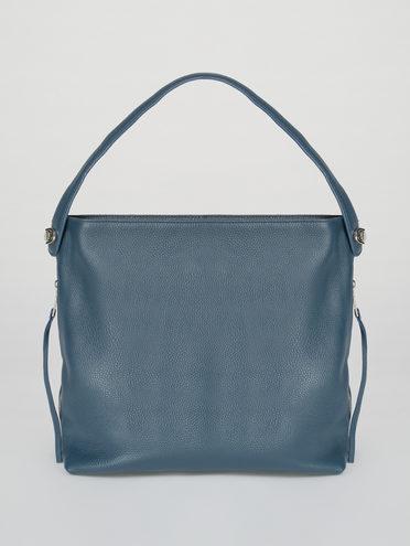 Сумка кожа теленок, цвет голубой, арт. 25811042  - цена 6630 руб.  - магазин TOTOGROUP