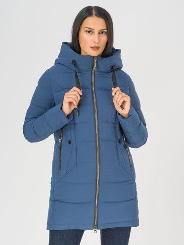 Пуховик 100% полиэстер, цвет голубой, арт. 25811098  - цена 4990 руб.  - магазин TOTOGROUP