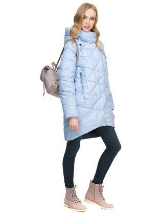 Пуховик текстиль, цвет голубой, арт. 25900780  - цена 7990 руб.  - магазин TOTOGROUP
