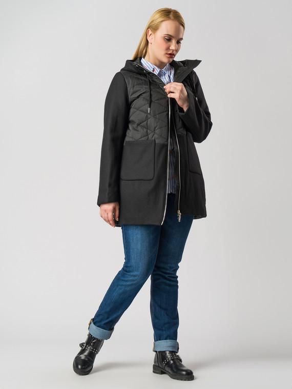 Ветровка текстиль, цвет черный, арт. 26005622  - цена 3790 руб.  - магазин TOTOGROUP