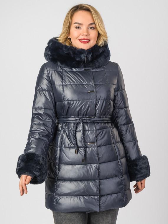 Купить женский пуховик большого размера недорого - зимние женские ... 152c6f064df