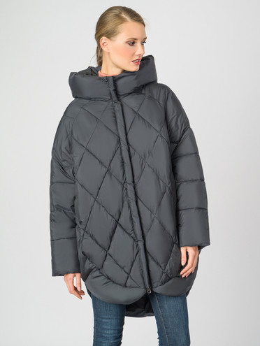 Пуховик текстиль, цвет темно-синий, арт. 26006205  - цена 6290 руб.  - магазин TOTOGROUP