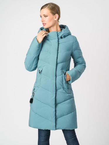 Пуховик текстиль, цвет голубой, арт. 26006585  - цена 6990 руб.  - магазин TOTOGROUP