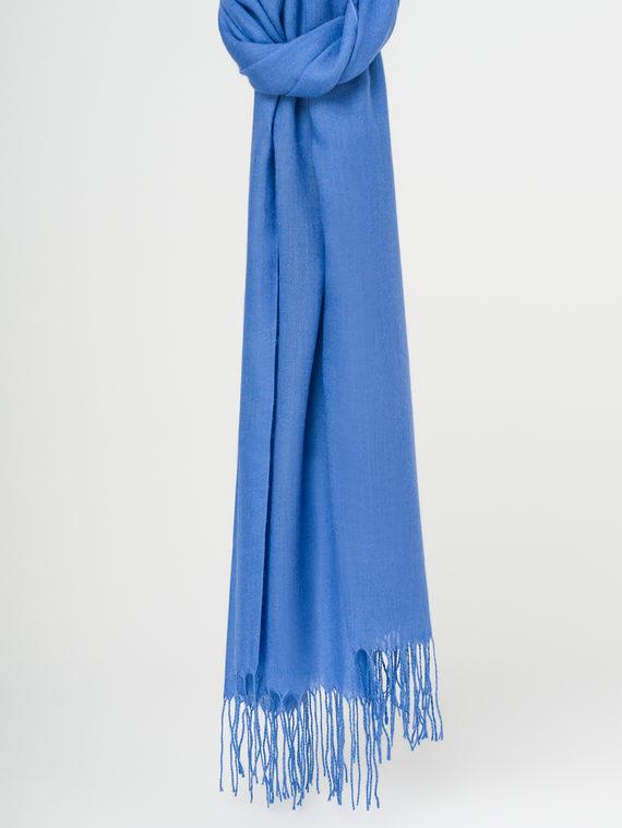 Шарф 100% хлопок, цвет темно-синий, арт. 26107796  - цена 740 руб.  - магазин TOTOGROUP