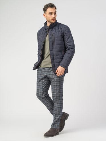 Ветровка текстиль, цвет темно-синий, арт. 26107990  - цена 3990 руб.  - магазин TOTOGROUP