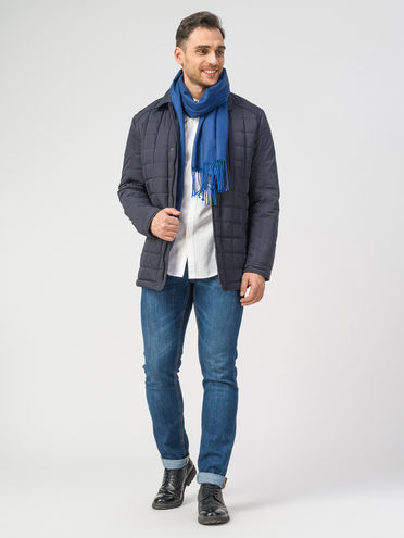 Ветровка текстиль, цвет темно-синий, арт. 26107994  - цена 4740 руб.  - магазин TOTOGROUP
