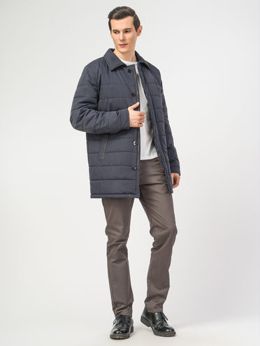 Ветровка текстиль, цвет темно-синий, арт. 26107995  - цена 3790 руб.  - магазин TOTOGROUP