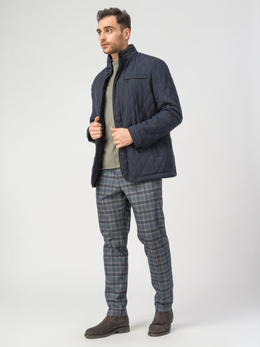 Ветровка текстиль, цвет темно-синий, арт. 26108057  - цена 5590 руб.  - магазин TOTOGROUP