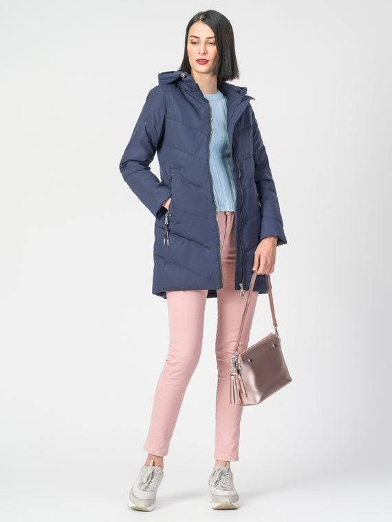 Ветровка текстиль, цвет темно-синий, арт. 26108063  - цена 3790 руб.  - магазин TOTOGROUP