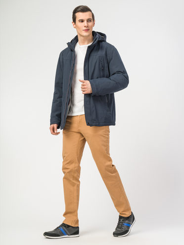 Ветровка текстиль, цвет темно-синий, арт. 26108147  - цена 5590 руб.  - магазин TOTOGROUP