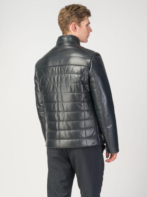 Кожаная куртка артикул 26108238/48 - фото 3