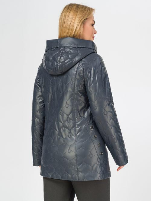 Кожаная куртка артикул 26108300/46 - фото 3