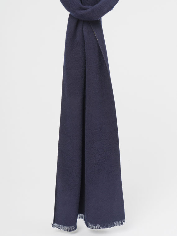 Шарф , цвет темно-синий, арт. 26109711  - цена 640 руб.  - магазин TOTOGROUP