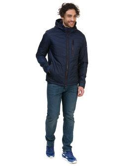 Ветровка текстиль, цвет темно-синий, арт. 26700173  - цена 5490 руб.  - магазин TOTOGROUP