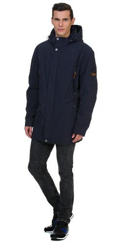 Ветровка текстиль, цвет темно-синий, арт. 26700181  - цена 7290 руб.  - магазин TOTOGROUP