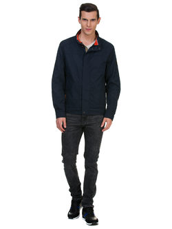 Ветровка текстиль, цвет темно-синий, арт. 26700182  - цена 5590 руб.  - магазин TOTOGROUP