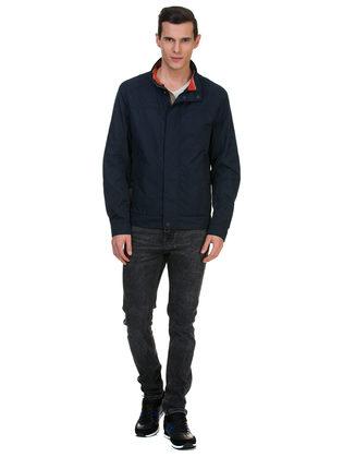 Ветровка текстиль, цвет темно-синий, арт. 26700182  - цена 2990 руб.  - магазин TOTOGROUP