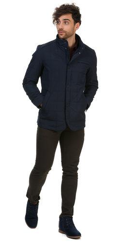 Ветровка текстиль, цвет темно-синий, арт. 26700233  - цена 4990 руб.  - магазин TOTOGROUP