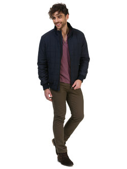 Ветровка текстиль, цвет темно-синий, арт. 26700235  - цена 5890 руб.  - магазин TOTOGROUP