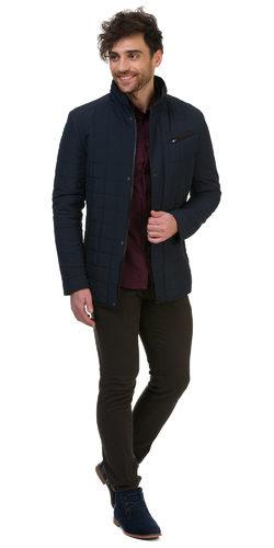 Ветровка текстиль, цвет темно-синий, арт. 26700236  - цена 5990 руб.  - магазин TOTOGROUP