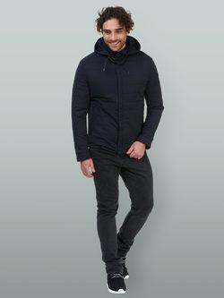 Ветровка текстиль, цвет темно-синий, арт. 26700239  - цена 5490 руб.  - магазин TOTOGROUP