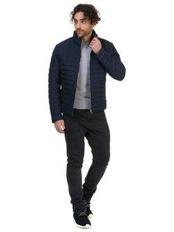 Ветровка текстиль, цвет темно-синий, арт. 26700242  - цена 5290 руб.  - магазин TOTOGROUP