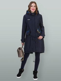 Ветровка текстиль, цвет темно-синий, арт. 26700358  - цена 5590 руб.  - магазин TOTOGROUP