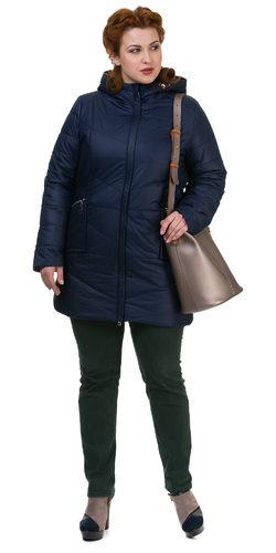 Ветровка текстиль, цвет темно-синий, арт. 26700388  - цена 4490 руб.  - магазин TOTOGROUP