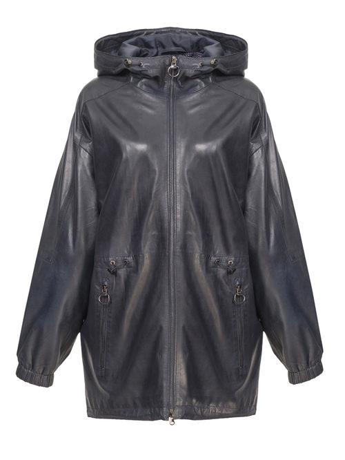 Кожаная куртка артикул 26802510/50