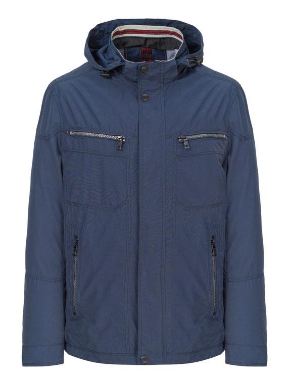 Ветровка , цвет темно-синий, арт. 26810462  - цена 4990 руб.  - магазин TOTOGROUP