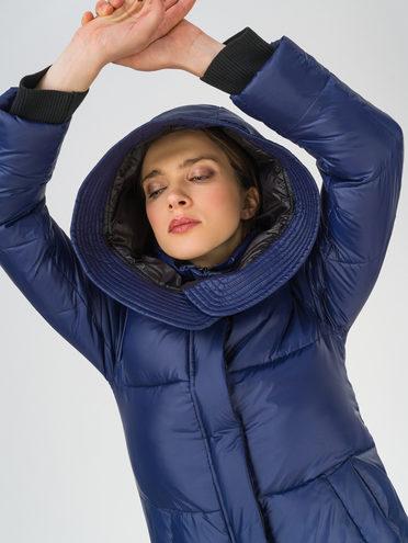 Пуховик 100% полиэстер, цвет темно-синий, арт. 26810627  - цена 9490 руб.  - магазин TOTOGROUP