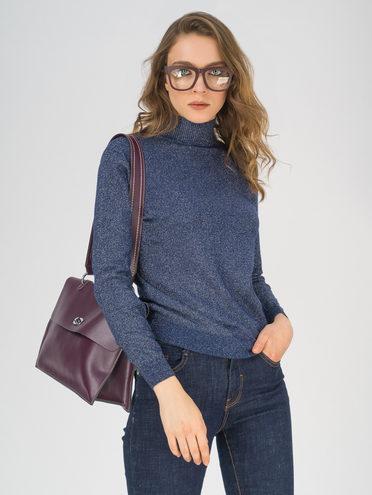 Джемпер 100% полиэстер, цвет темно-синий, арт. 26811140  - цена 1260 руб.  - магазин TOTOGROUP