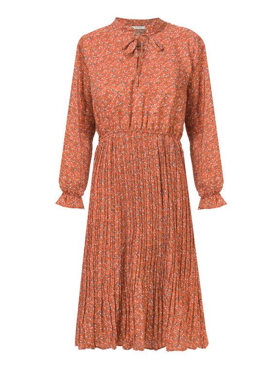 Платье , цвет коралловый, арт. 28810546  - цена 990 руб.  - магазин TOTOGROUP
