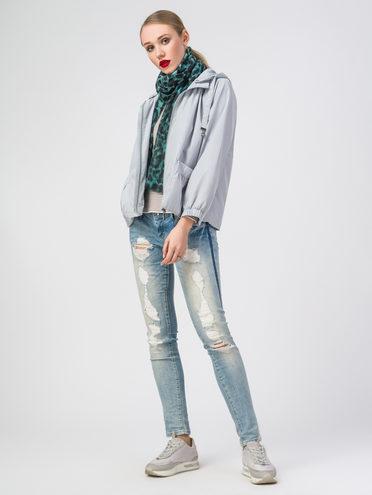 Ветровка текстиль, цвет светло-серый, арт. 29107906  - цена 5590 руб.  - магазин TOTOGROUP