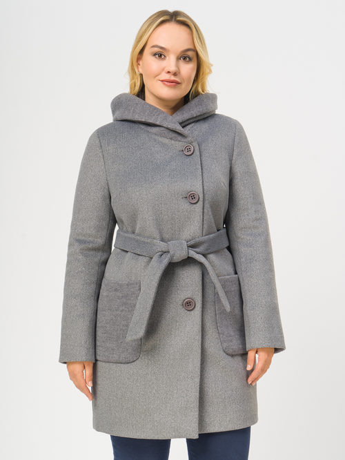 Текстильное пальто артикул 29109092/48 - фото 2