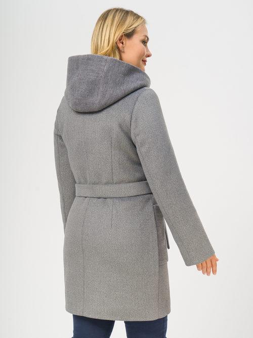 Текстильное пальто артикул 29109092/48 - фото 3