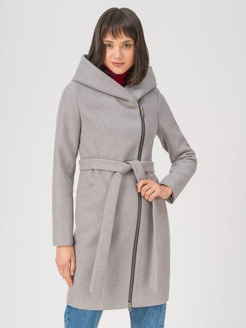 Текстильное пальто артикул 29711412/42 - фото 2