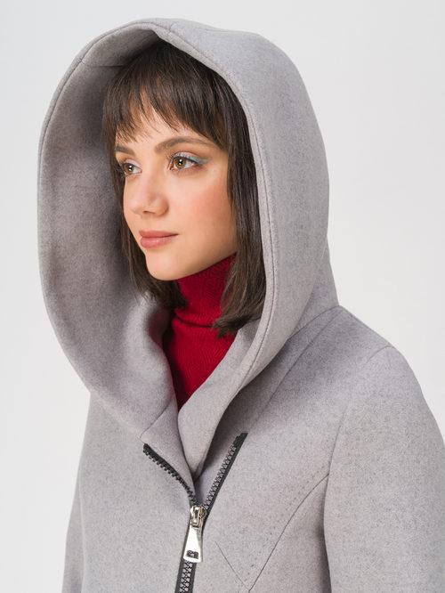 Текстильное пальто артикул 29711412/42 - фото 3
