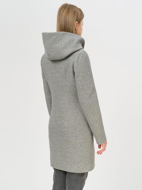 Текстильное пальто артикул 29809285/42 - фото 3