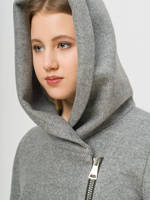 Текстильное пальто артикул 29809285/42 - фото 4