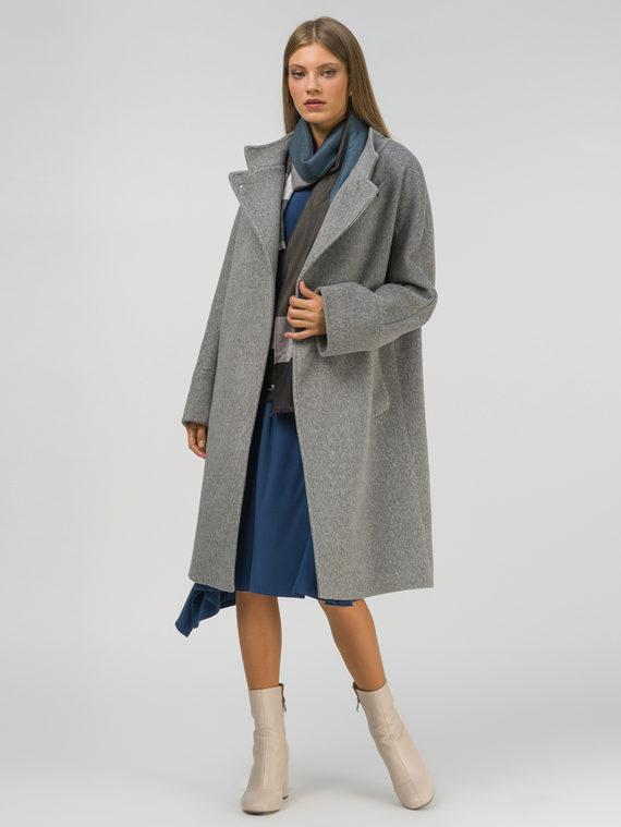 Текстильное пальто , цвет светло-серый, арт. 29809317  - цена 5590 руб.  - магазин TOTOGROUP