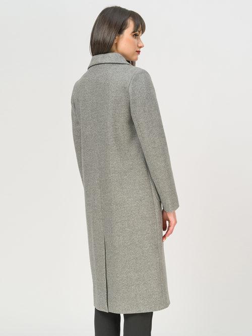 Текстильное пальто артикул 29810093/50 - фото 3