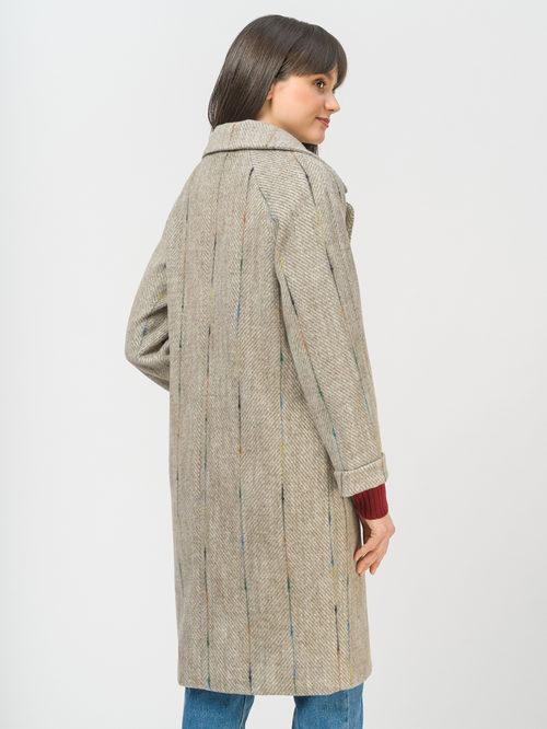 Текстильное пальто артикул 29810106/40 - фото 3