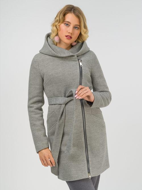 Текстильное пальто артикул 29810650/42