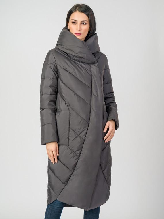 Пуховик текстиль, цвет темно-серый, арт. 30006208  - цена 12690 руб.  - магазин TOTOGROUP
