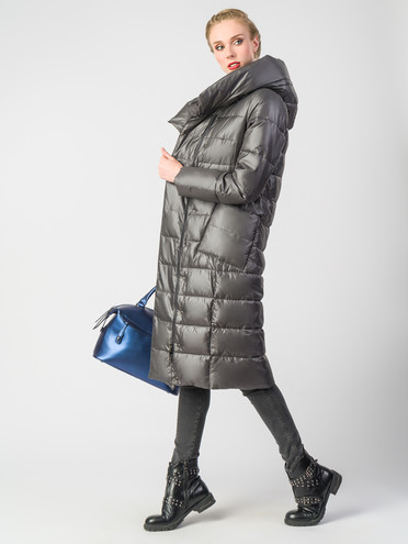 Пуховик текстиль, цвет темно-серый, арт. 30006213  - цена 8490 руб.  - магазин TOTOGROUP